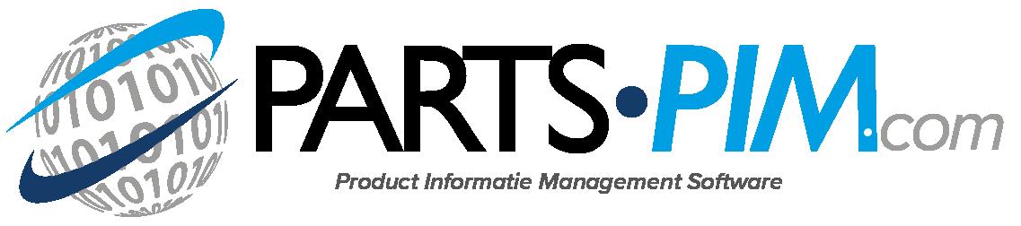 PARTS-PIM logo door WebPixels BV