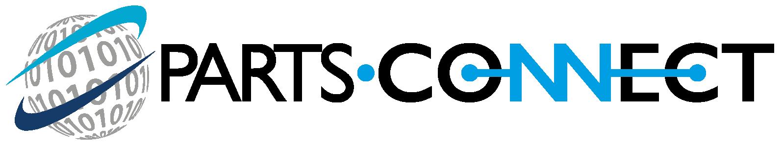 PARTS-Connect logo door WebPixels BV